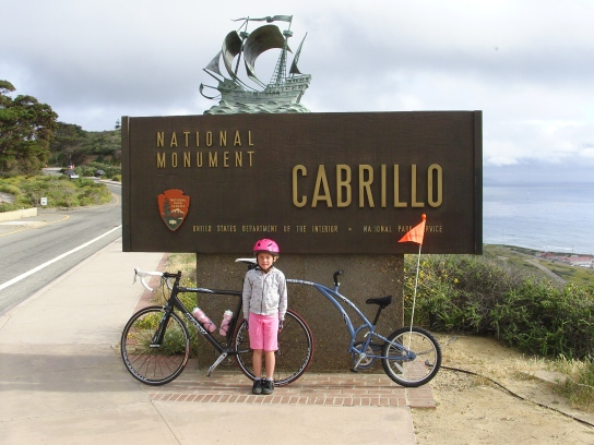 Masidaughter at Cabrillo